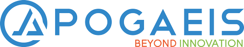 Apogaeis logo on the footer