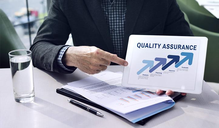 Apogaeis quality assurance